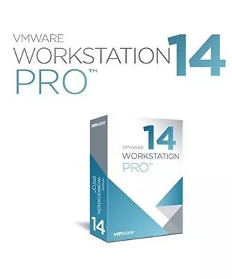 VMware Workstation 14 Pro Lifetime License Unlimited Installations