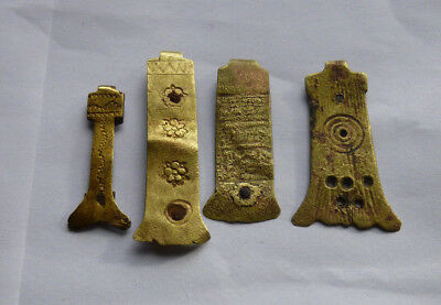Metal Detecting Finds Book Clasps