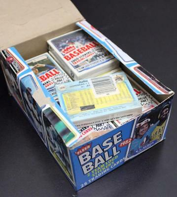 1982 Fleer BASEBALL CARD Original Unopened Cello Pack from Box MINT