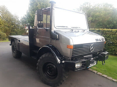 ** Unimog 1300L Turbo 352A - Excellent Condition - 3 Seats - Full Respray  **