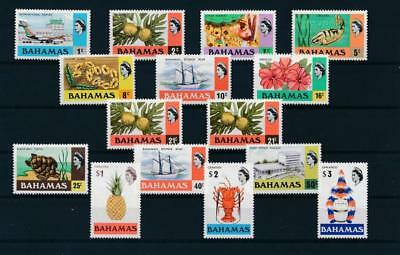[G41897] Bahamas Good set Very Fine MNH stamps