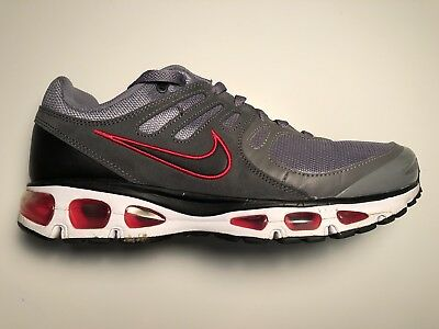 pretty nice 90972 5c83a NIKE AIR MAX Tailwind 2010 454531-011 Cool Grey Black Anthracite White  shoes 9.5