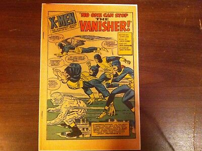 Marvel Comics Silver Age X-Men #2 Complete Without Cover!!! 1St Print! Rare!!!