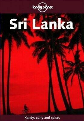 Sri Lanka (Lonely Planet Travel Guides) by Wheeler, Tony Paperback Book The