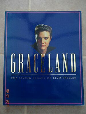 Graceland: The Living Legacy of Elvis Presley by Flippo, Chet Paperback Book The
