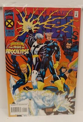 Amazing X-Men #1 (Mar 1995, Marvel) Age of Apocalypse
