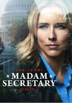 Madam Secretary: Season 4 [New DVD] Boxed Set, Dolby, Subtitled, Widescreen, A