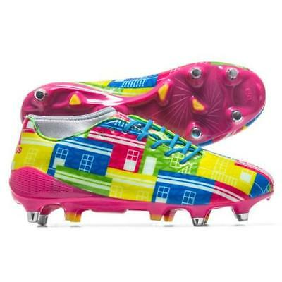 adidas Adizero Malice Cape Town Sevens SG Mens Rugby Boots rrp£150