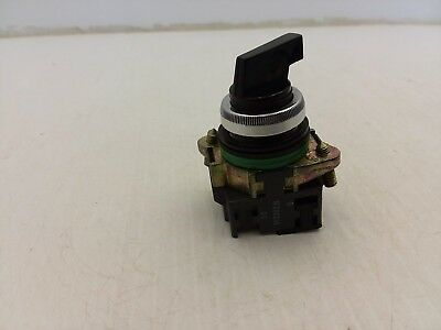 Breter M2302N Selector Switch 2-Position Maintained Nnb