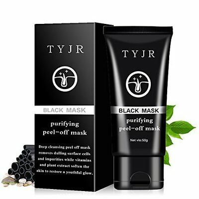 T49 * TYJR Purifying Peel Off Deep Cleansing Blackhead Remover Mask 50ml * NEW