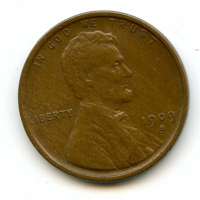 1909 S Lincoln Cent Key Date