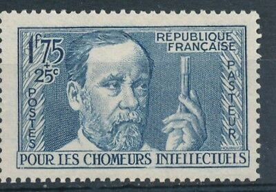 Cl - Timbre De France N° 385 Neuf Luxe **