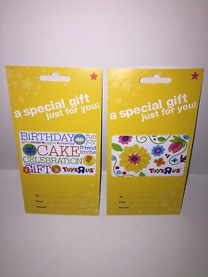 Toys R Us Birthday Cards Lot Of 5 1500 Picclick