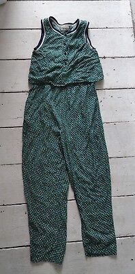 Next Girls Stunning All In One Summer Trousers Jumpsuit Playsuit 10 Years 9 - 11