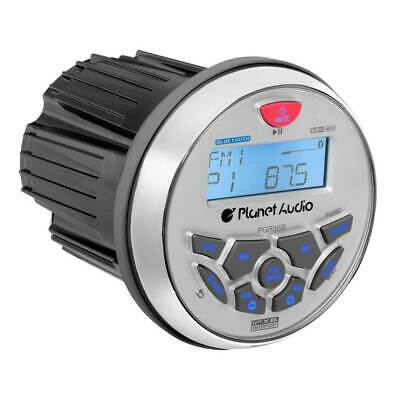 Planet Audio 3.5 Inch Marine MP3/Radio Bluetooth Boat Stereo Receiver   PGR35B
