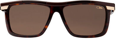 76b96fd555a9 CAZAL 8024 SUNGLASSES Color 002 Brown Gold Authentic Brand New ...