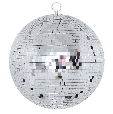 """Small 8"""" Mirror Glass Disco Ball DJ Dance Home Party Bands Club Stage Lightning"""
