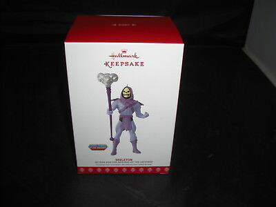 2017 Hallmark Skeletor He-Man and the Masters of the Universe