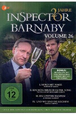 Inspector Barnaby Vol.26 - Edel Recor 0211578ER2 - (DVD Video / TV-Serie)