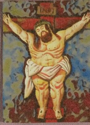 """Original ACEO Mixed Media Painting-""""The Cross"""""""