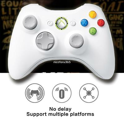 USB Wired Controller Game Pad Vibration Feedback For Microsoft Xbox 360 N4U8