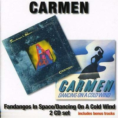 Fandangos In Space / Dancing On A Cold Wind Audio CD
