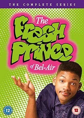 The Fresh Prince Of Bel-Air: The Complete Series [DVD] [2016] -  CD TOVG The