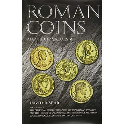 Roman Coins and Their Values, Volume V: The Christian Empire: the Later Constant