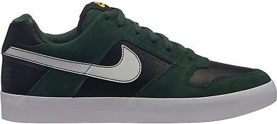 check out 52be4 cc3a3 Nike Hommes Chaussures Tennis de Loisirs Sb Delta Force Vulc Vert