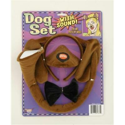 Costumes For All Occasions Fm61675 Dog Set W Sound