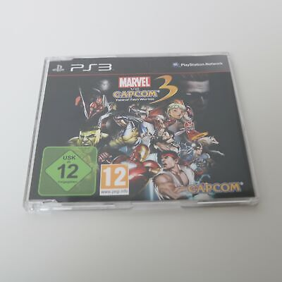 Marvel vs Capcom 3 Sort des Two Worlds - Sony Playstation 3 Ps3 Jeu de la Promo