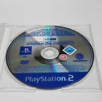 Playboy The Mansion - Sony Playstation 2 PS2 Pstwo Juego Promo