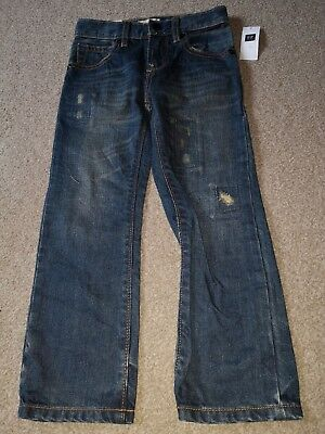 Gap-Ripped Slim Straight Jeans- Age 5- New With Tags!
