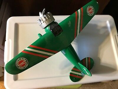 Bank. Sinclair Airplane 1995 No. 2 Limited Edition.