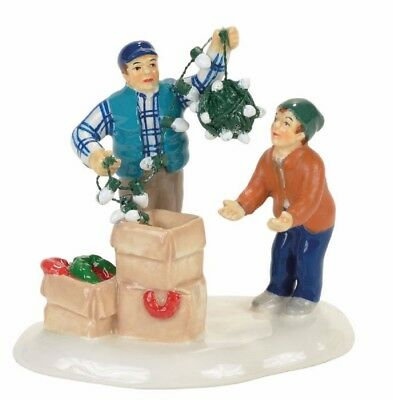 Department 56 Christmas Vacation Village Clark And Rusty Figurine 4058668 New