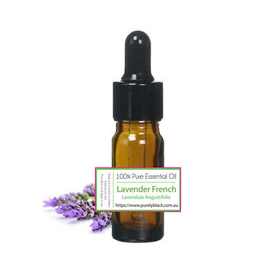 Undiluted Lavender French Oil [ Lavendula Angustifolia ] 100% Pure Essential Oil