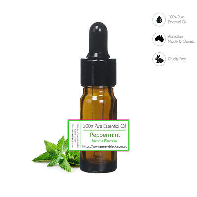100% Pure Peppermint Essential Oil [ Mentha Pipereta ]  Aromatherapy