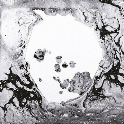 Radiohead - A Moon Shaped Pool (Musik-CD)