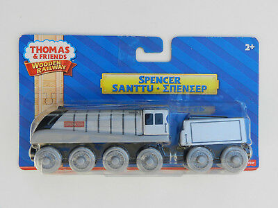 Spencer Thomas und seine Freunde Friends Holz Wooden Railway Fisher Price Neu
