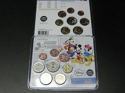 3,88 Euro Miniset KMS Mickey and friends 2018