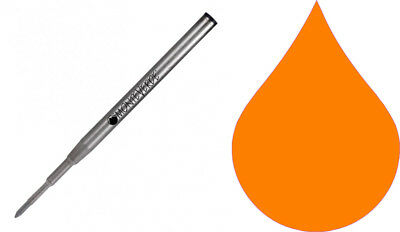 Montblanc Refills By Monteverde - Ballpoint Pen - Orange - Medium Point M131OR