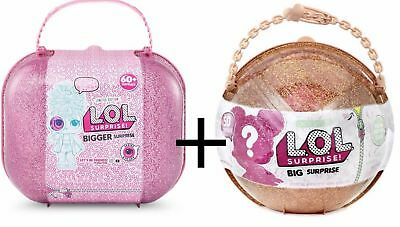 LOL Bigger Surprise Doll Limited Edition 2018 + L.O.L.! Big Surprise  BRAND NEW
