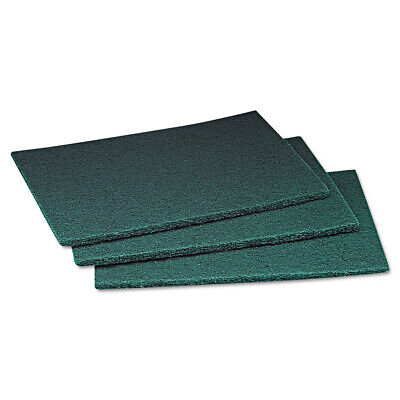 3M 8293 6 in. x 9 in. Commercial Scouring Pad Cleaning Tool, 60/Carton New