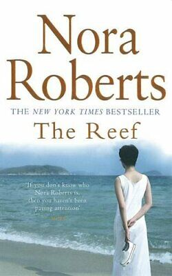The Reef by Roberts, Nora Paperback Book The Cheap Fast Free Post