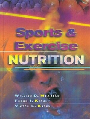 Sports and Exercise Nutrition by Katch, Victor L. Paperback Book The Cheap Fast