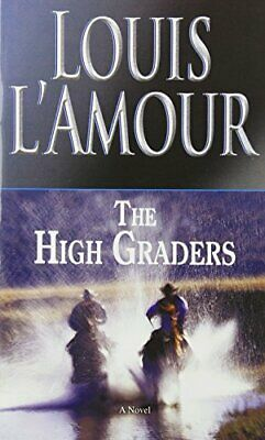The High Graders by L'Amour, Louis Paperback Book The Cheap Fast Free Post