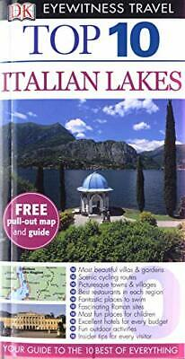 DK Eyewitness Top 10 Travel Guide: Italian Lakes by Smith, Helena Paperback The