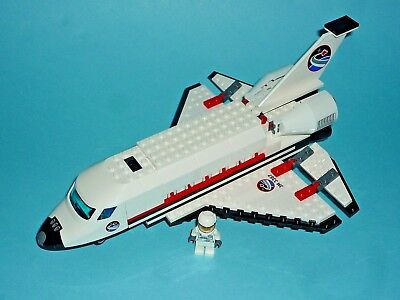 Lego City Space Port 3367 Space Shuttle With Instructions 1239