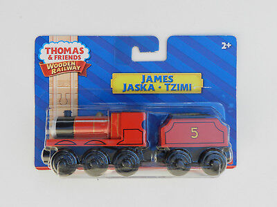 James Thomas und seine Freunde Friends Holz Wooden Railway Fisher Price Neu