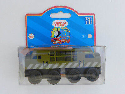 Diesel 10 Thomas & Freunde Friends Holz Wooden Railway Learning Curve Neu